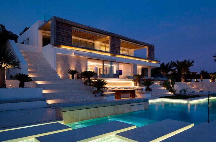 5 casas espectaculares para Ibiza este verano