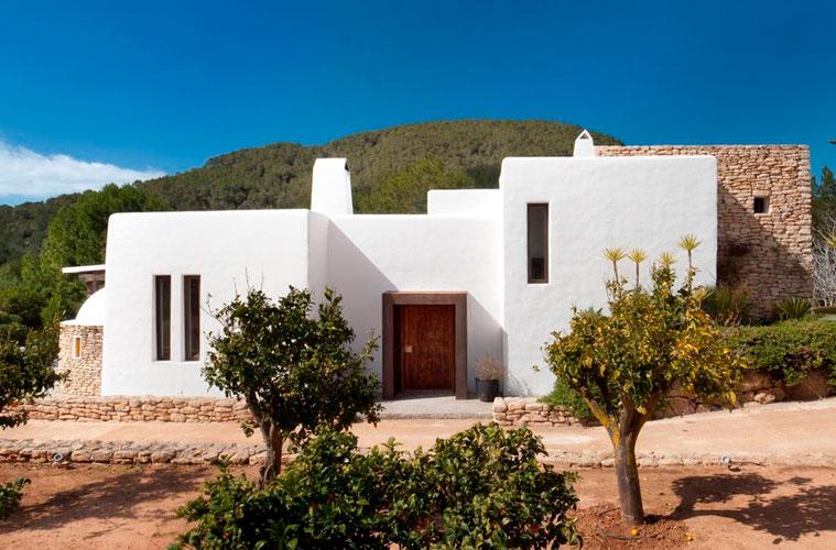 Las 5 características más importantes de la arquitectura en Ibiza